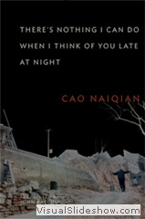 There's nothing I can do when I think of you late at Night - Cao Naiqian