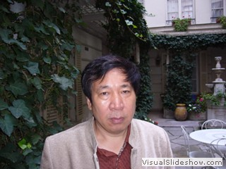 Yan Lianke in Paris