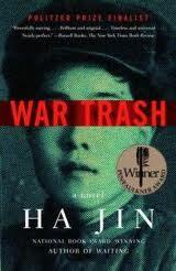 Ha Jin War trash