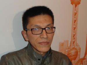Xiao Bai . Paris, mars 2014