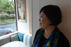 Yiyun Li in Paris sept 2015