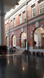 Hall du musée