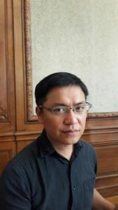 Wu Ming-Yi à Paris